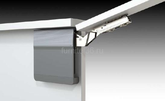 Подъемник TOP STAY SQ индекс 580-1250 (h250-400) с загл., серый (SQ00AL02B)