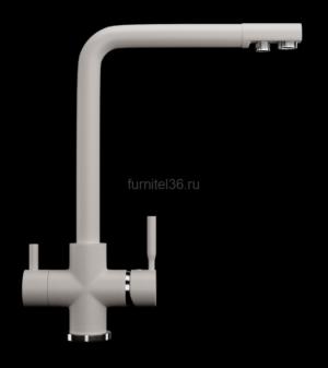 Смеситель Ulgran 016(331), белый
