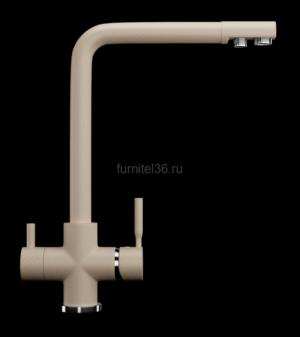 Смеситель Ulgran 016(328), бежевый
