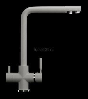 Смеситель Ulgran 016(310), серый