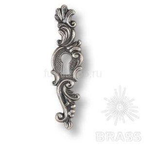 Ключевина декоративная. старое серебро