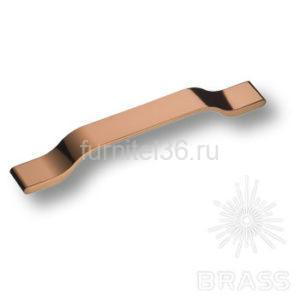 Ручка скоба модерн,  розовое золото  192мм