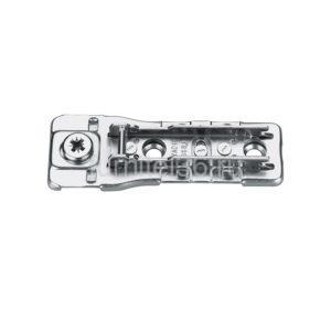 Монжажная планка п/петлю DTC Click-On PIVOT STAR линейная 3D,  H-0 (81H00YQ)