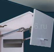 Подъемник 2-х дверн. TOP STAY ST (h 650-729) 3.7-7.2кг, серый, (ST04AL02B)