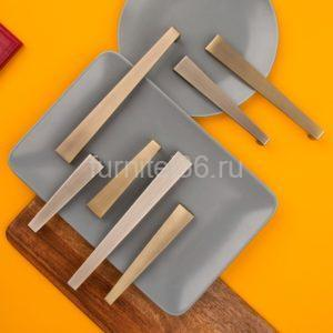 Ручка-скоба EL-7110   96 мм, атласное серебро