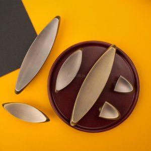 Ручка-скоба EL-7200 32 мм, атласная бронза