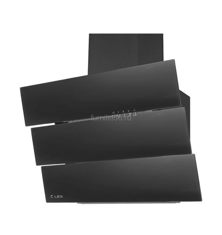 LEX RIO G 600 BLACK Вытяжка