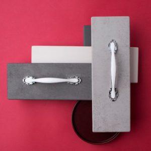 Ручка-скоба RS-107 96 мм, хром