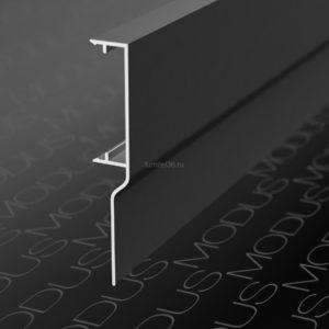 Накладка для подвесной системы 5,8 серебро AIR SOFT  MS183 с доводчиком