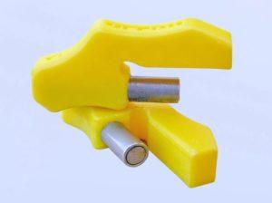 Упор д/кондуктора  втулки 7 мм (для плиты 16 мм) (2 шт.)